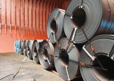 Cargo - Steel Coils 1